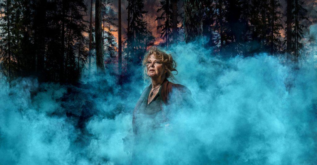 Chefen Fru Ingeborg 2021. Foto: Mats Bäcker